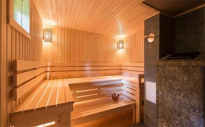 Электромонтаж в бане